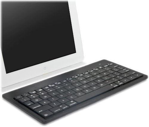 BoxWave Tipo Runner Teclado para iPad 2 – Ultra Portable Teclado Bluetooth para iPad 2, 3 y 4, diseño con Integrado Apple comandos – iPad Teclado ...