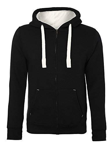 Advance Apparel shirt Capuche Noir Sweat Homme À aOqfpvwxa