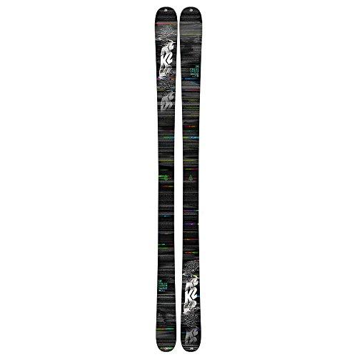 Twin Carbon Skis Tip (K2 Press Skis Mens Sz 169cm)