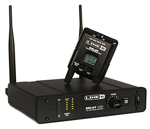 Line 6 99-123-0145 Relay G55 Digital Guitar Wireless System by Line 6