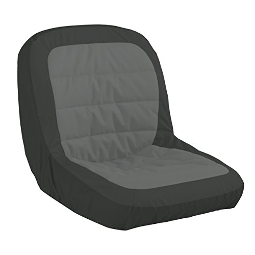 Classic Accessories Lawn Tractor Contoured Seat Cover, Small