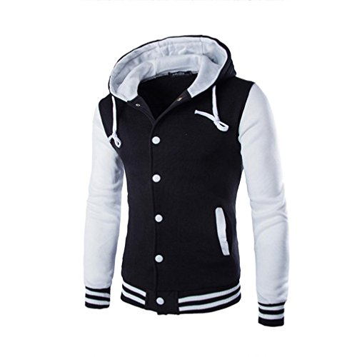 HOT Sale,AIMTOPPY Men Coat Jacket Outwear Winter Slim for sale  Delivered anywhere in USA