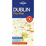 Lonely Planet Dublin City Map (Travel Guide)