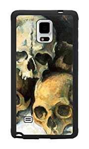 Pyramid of Skulls (C¡§|zanne) - Case for Samsung Galaxy Note 4
