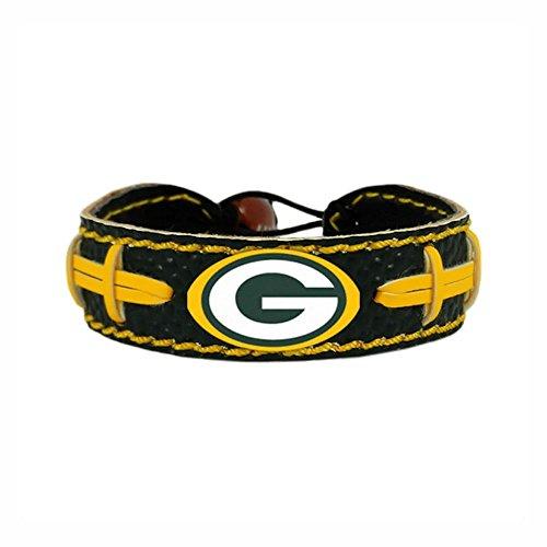 NFL Green Bay Packers Team Color NFL Football Bracelet - Green Bay Womens Hat