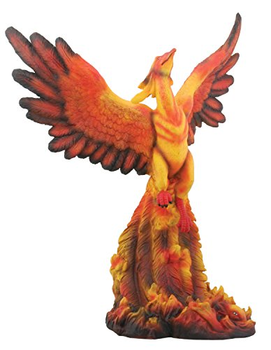 Phoenix Rising – Collectible Figurine Statue Sculpture Figure Model