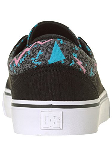 Ginnastica Uomo ShoesTrase DC Basse Black Scarpe Se M Shoe Fluorescent TX da 0nzwAF