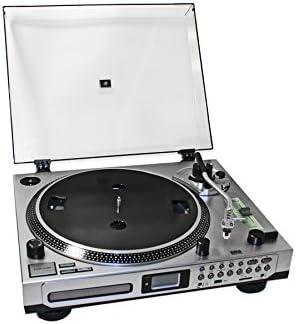 Emb profesional eb21cd DJ Tocadiscos con mando a distancia ...
