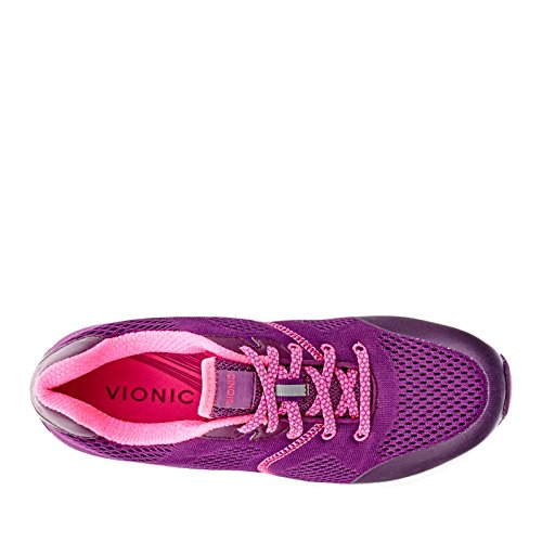 cheap order Vionic Women's Action Emerald Lace up Purple the best store to get discount extremely cheap clearance supply sale online DCkTt5fs