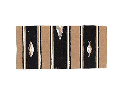 Pony Saddle Blanket - Tough 1 55% Wool Sierra Saddle Blanket 24