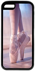 Ballet Pointe Theme for iphone 4/4s Case