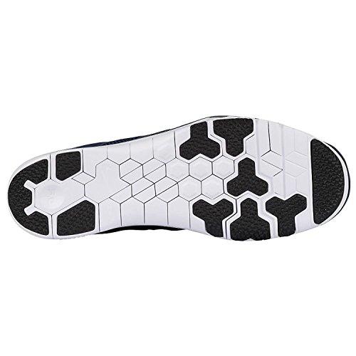Nike Vrouwen Dart 12 Hardloopschoen Midnight Navy / Wit / Zwart
