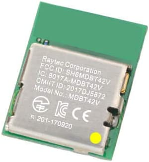 Raytac MDBT42Q-192KL Nordic nRF52811 Bluetooth Module BLE BT5.1 BT5.0 BT4.2 FCC IC CE Pre-Certified