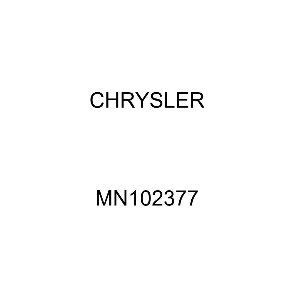 Genuine Chrysler MN102377 Brake Master Cylinder