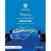 Cambridge IGCSE™ Physics Coursebook with Digital Access (2 Years)