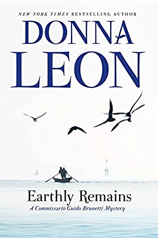 book cover of Earthly Remains