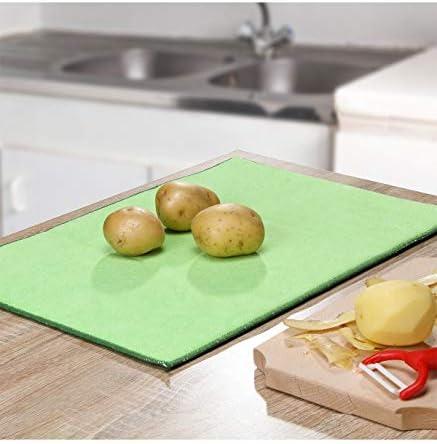 Teppich Abtropfgestell Obst und Gemüse