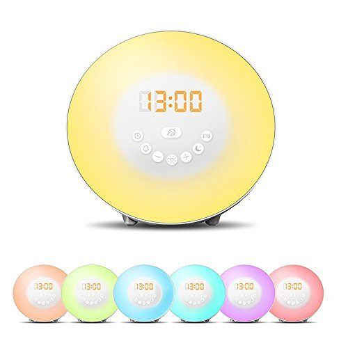 Effect Led Wake Up Light - 6