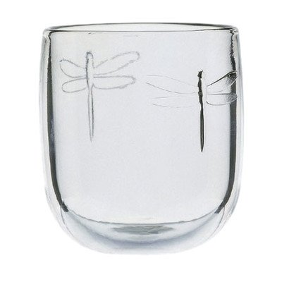 Libellules Dragonfly Mise En Bouche Glass (Set of