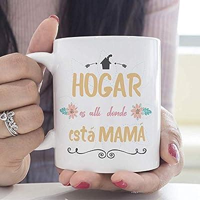 MUGFFINS Tazas para Mamá –