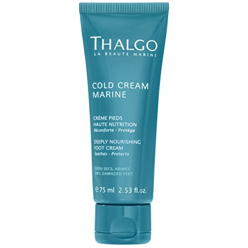 Thalgo Deeply Nourishing Foot Cream, 2.53605 Fluid Ounce by Thalgo