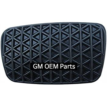 Brake Pedal Pad Rubber A/T For GM Chevrolet Cruze 2008+ OEM Parts