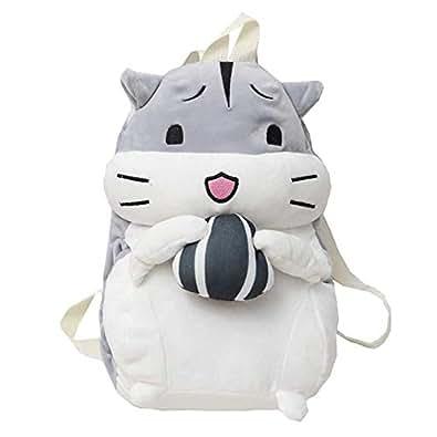 Amazon.com: HCFKJ Fashion Women Cute Backpack Fluffy