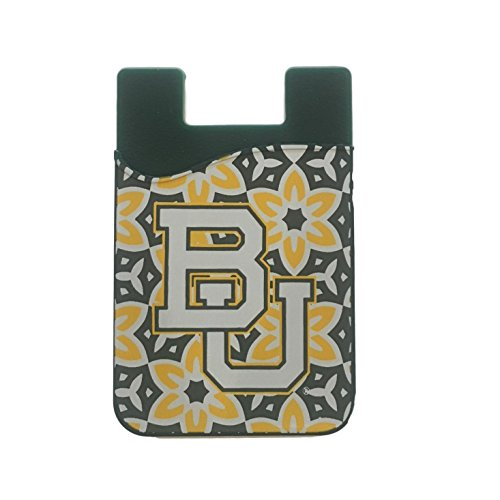 (Sports Team Accessories Baylor Bears Cell Phone Card Holder or Wallet)