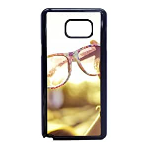Samsung Galaxy Note 5 Cool Glasses Theme Phone Shell