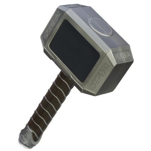 Marvel Thor The Dark World Lightning Strike Hammer]()