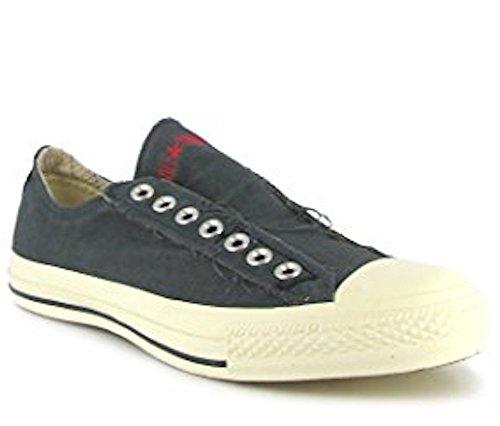 Converse x John Varvatos Chuck Taylor All Star Midnight Navy Slip On Ox 1S319 Men's or Kid's 3 or Women's 5