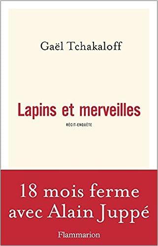 Lapins et Merveilles de Gaël Tchakaloff 2016