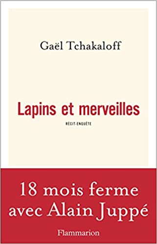 Lapins et merveilles - Gaël Tchakaloff 2016