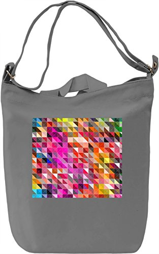 Watercolor Split Texture Borsa Giornaliera Canvas Canvas Day Bag  100% Premium Cotton Canvas  DTG Printing 
