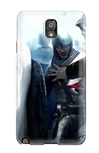 Tpu Case For Galaxy Note 3 With Assassins Creed Design