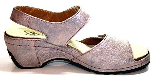 Theresia Muck - Sandalias de vestir de Cuero para mujer rosa - Orchidea