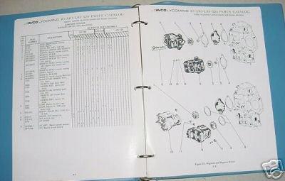 Lycoming Engine 320 Series Parts Catalog, PC-303: Amazon com