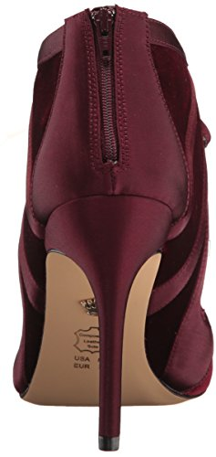 Nina Womens Cherie Dress Pump Yv-a-merlot