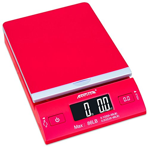 Accuteck DreamRed Digital Shipping Postage product image