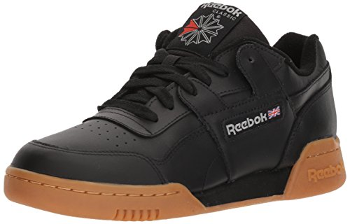 Mode Homme carbon Black Plus classic W Red Baskets Reebok o XwTSPxI