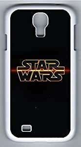 Samsung Galaxy S4 Case, S4 Case - Scratch-Resistant White Hard Back Case Cover for Samsung Galaxy S4 I9500 Star Wars By Louiemantia Ultra Fit Case Cover for Samsung Galaxy S4 I9500