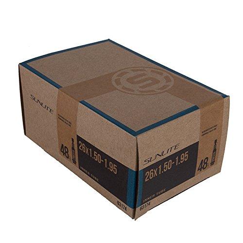 Sunlite Standard Presta Valve Tubes, 26 x 1.50 - 1.95