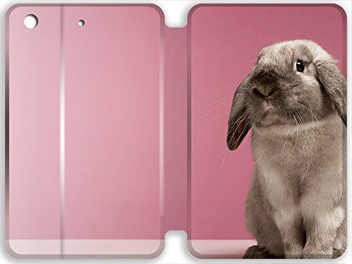 (K.X.S New Style Leather Case Cover rabbit spotted look/Fashionable Leather Case For iPad Air/iPad Air 2/ipad 2017 Model (9.7inch))