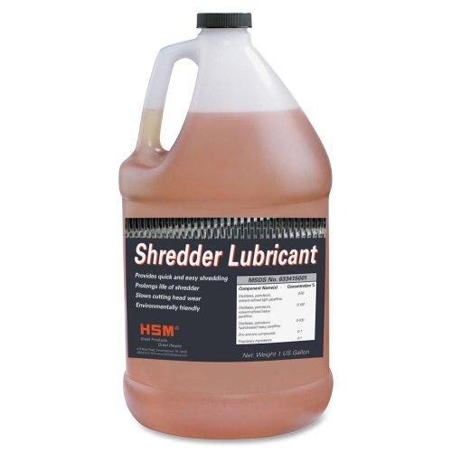 Wholesale CASE of 5 - HSM of America Gallon Shredder Oil-Shr