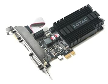 Zotac zt-71304 - 20L NVIDIA GeForce GT 710 1 GB tarjeta ...