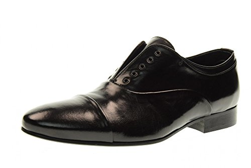 Men's Shoes Without Laces 15017