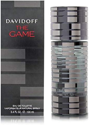 DAVIDOFF The Game Eau de Toilette, 100