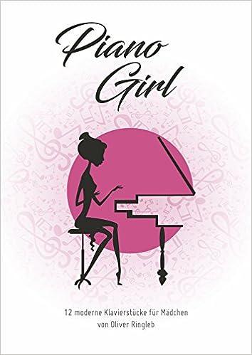 """""""Piano Girl"""" im Test - abwechslungsreiches Notenheft für freche Mädchen"""