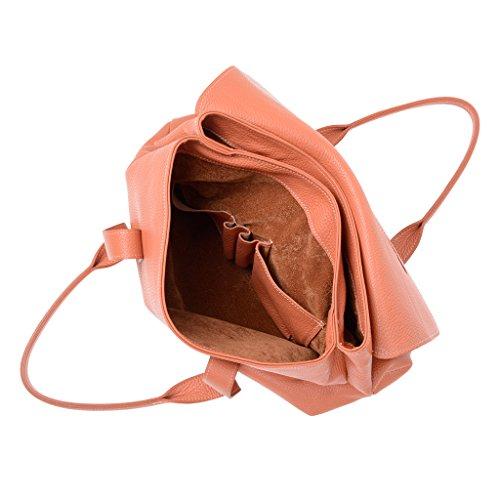Dudu Borsa A Spalla Donna Arancione Taille Unique