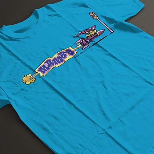 Racer Women's T shirt Mambo Sapphire Rocket qEn58CxC